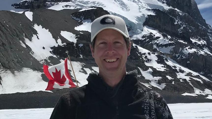 Gavin McCaffrey is seeking the Alberta NDP nomination in Banff-Kananaskis.